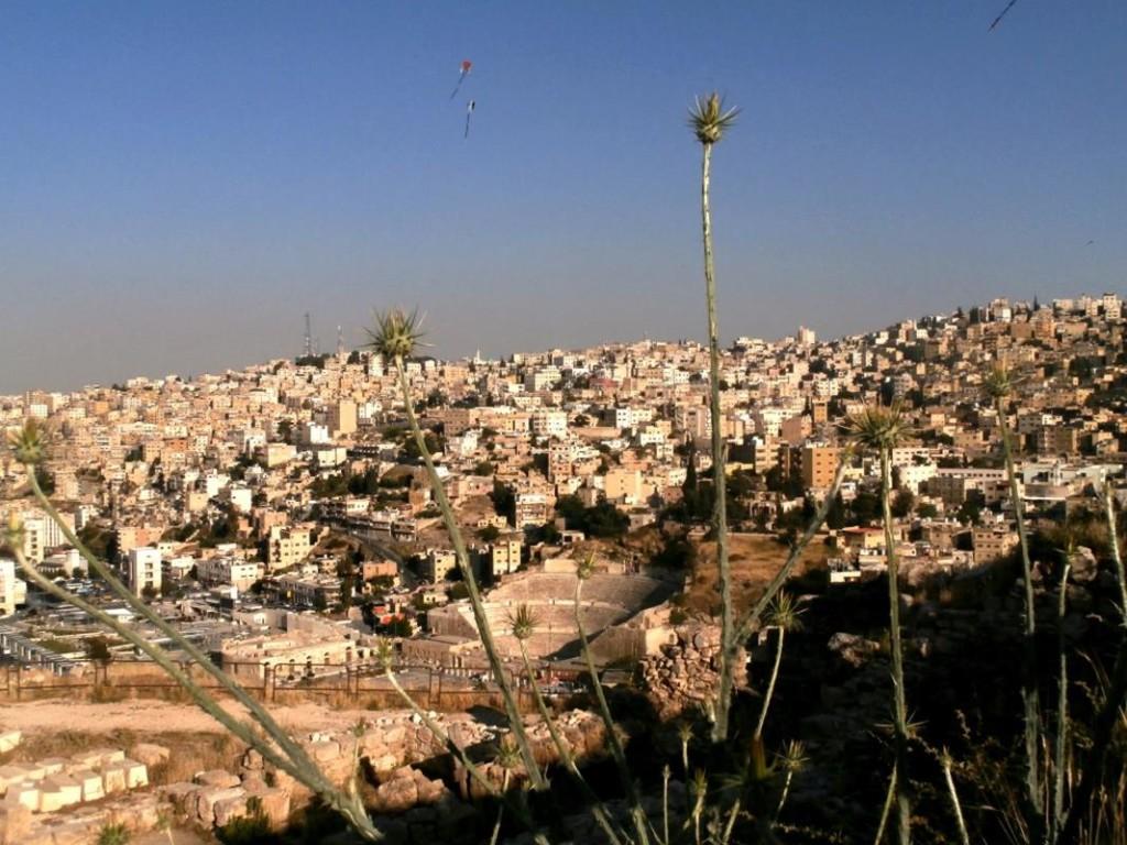 Amman ou toutes les nuances de la cité blanche